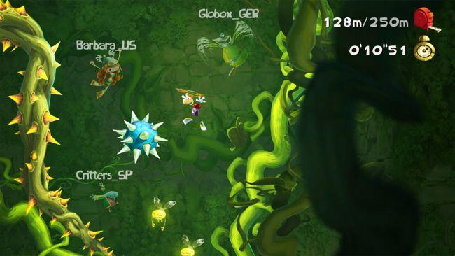 Rayman Legends Online Challenges App - Screenshots - Bild 7