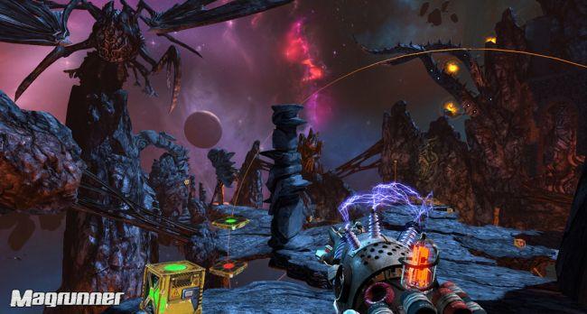 Magrunner: Dark Pulse - Screenshots - Bild 5