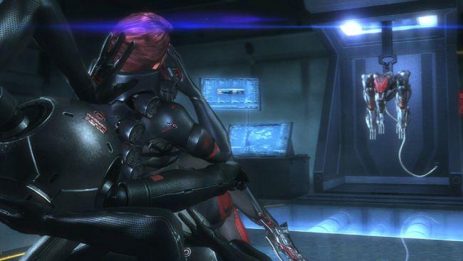 Metal Gear Rising: Revengeance DLC: Blade Wolf - Screenshots - Bild 3