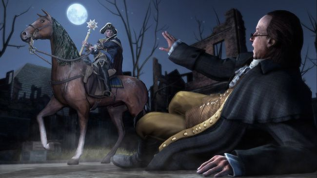 Assassin's Creed III DLC: Die Tyrannei von König George Washington - Screenshots - Bild 4