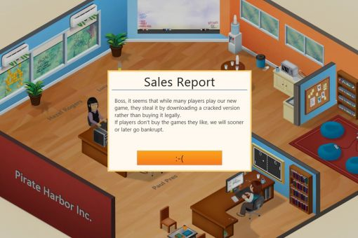 Game Dev Tycoon Bild 1