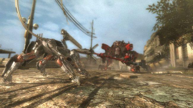 Metal Gear Rising: Revengeance DLC: Blade Wolf - Screenshots - Bild 6