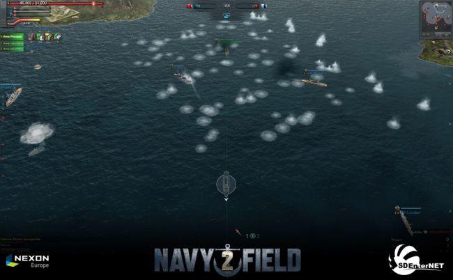 Navyfield 2: Conqueror of the Ocean - Screenshots - Bild 5