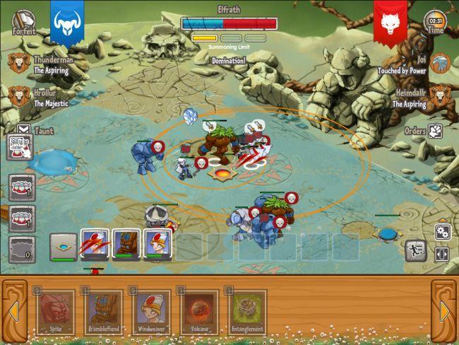 Godsrule: War of Mortals - Screenshots - Bild 6