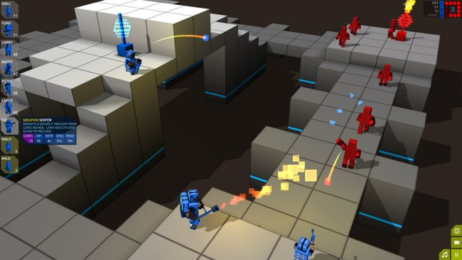 Cubemen 2 - Screenshots - Bild 8