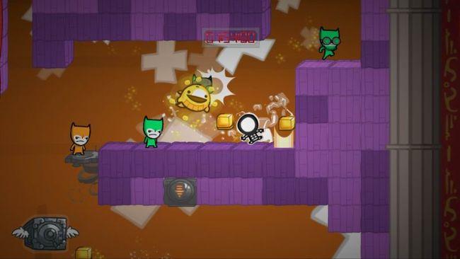 BattleBlock Theater - Screenshots - Bild 1