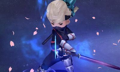 Bravely Default: Flying Fairy - Screenshots - Bild 5
