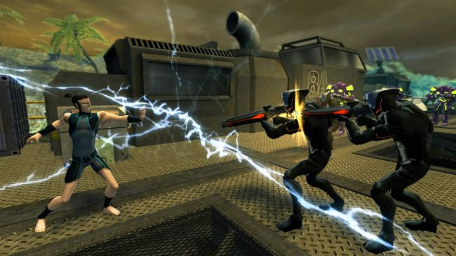 Young Justice: Legacy - Screenshots - Bild 6