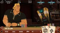Telltale Games' Poker Night 2 - Screenshots - Bild 2