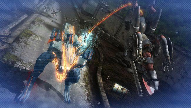 Metal Gear Rising: Revengeance DLC: Blade Wolf - Screenshots - Bild 1