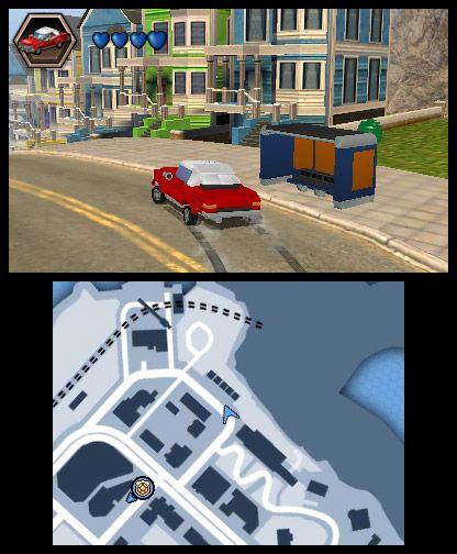 LEGO City Undercover: The Chase Begins - Screenshots - Bild 15
