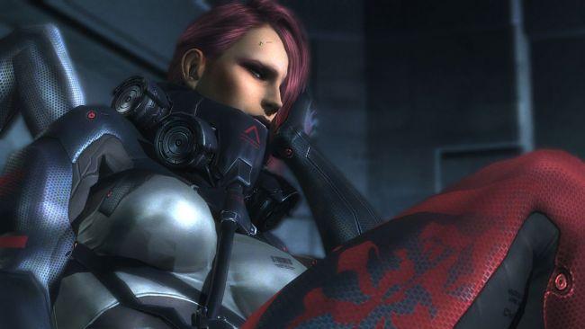 Metal Gear Rising: Revengeance DLC: Blade Wolf - Screenshots - Bild 13