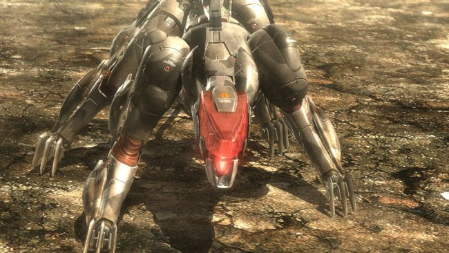 Metal Gear Rising: Revengeance DLC: Blade Wolf - Screenshots - Bild 5
