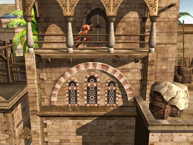 Prince of Persia: The Shadow and The Flame - Screenshots - Bild 1