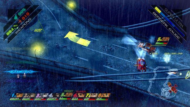 Fuel Overdose DLC: Mercenary Vehicle Pack - Screenshots - Bild 5