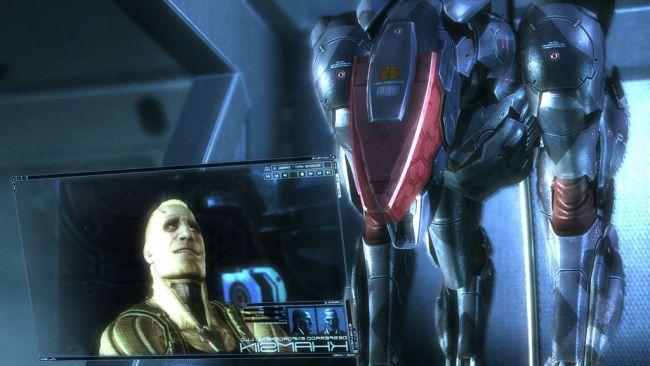 Metal Gear Rising: Revengeance DLC: Blade Wolf - Screenshots - Bild 12