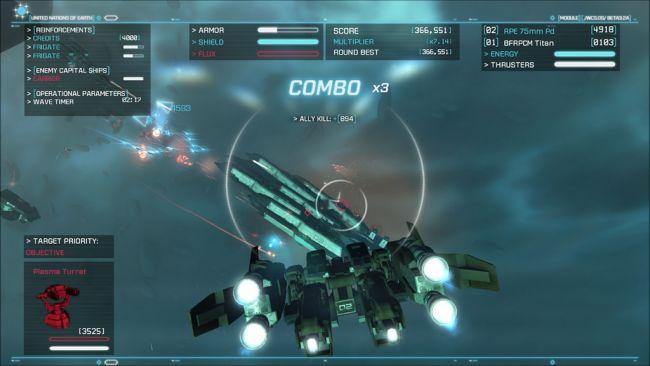 Strike Suit Infinity - Screenshots - Bild 11