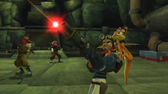 The Jak and Daxter Trilogy - Screenshots - Bild 6