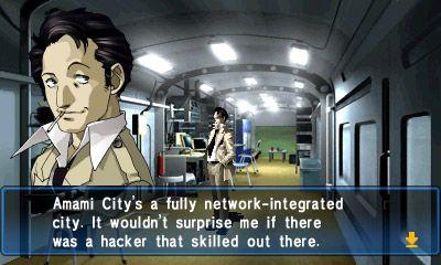 Shin Megami Tensei: Devil Summoner: Soul Hackers - Screenshots - Bild 7