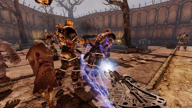 Painkiller Hell & Damnation DLC: Full Metal Rocket - Screenshots - Bild 130