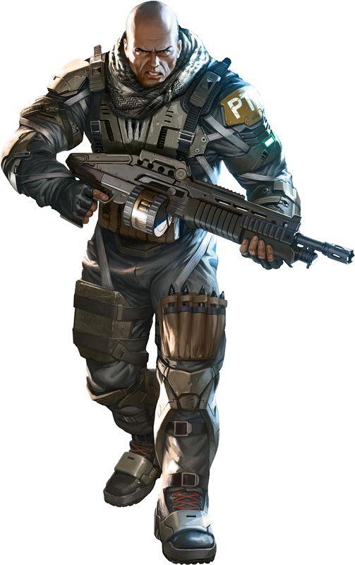 Killzone Mercenary - Artworks - Bild 1