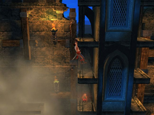 Prince of Persia: The Shadow and The Flame - Screenshots - Bild 2