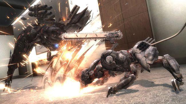Metal Gear Rising: Revengeance DLC: Blade Wolf - Screenshots - Bild 8