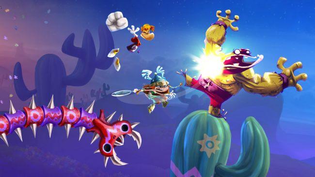 Rayman Legends - Screenshots - Bild 11