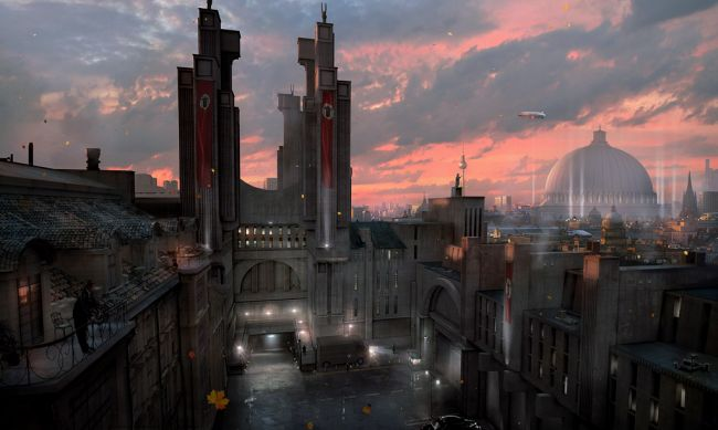 Wolfenstein: The New Order - Artworks - Bild 1