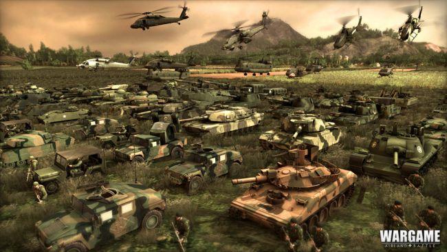 Wargame: AirLand Battle - Screenshots - Bild 7