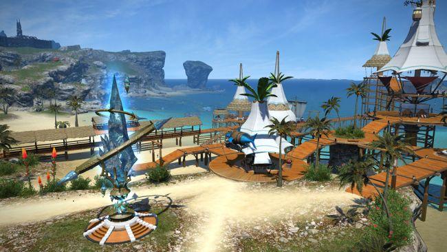 Final Fantasy XIV: A Realm Reborn - Screenshots - Bild 2