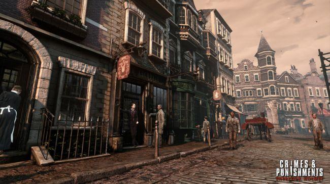 Sherlock Holmes: Crimes and Punishments - Screenshots - Bild 2