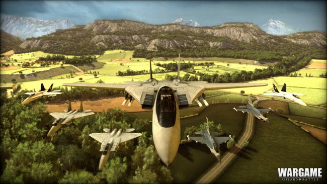 Wargame: AirLand Battle - Screenshots - Bild 8
