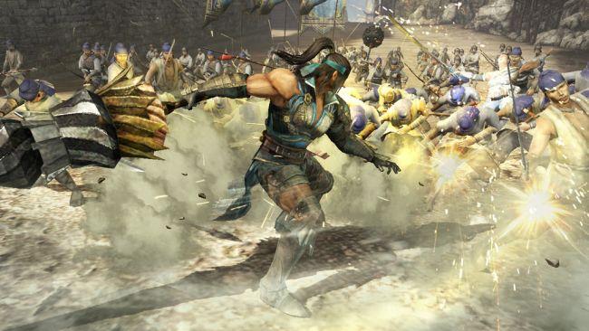 Dynasty Warriors 8 - Screenshots - Bild 1
