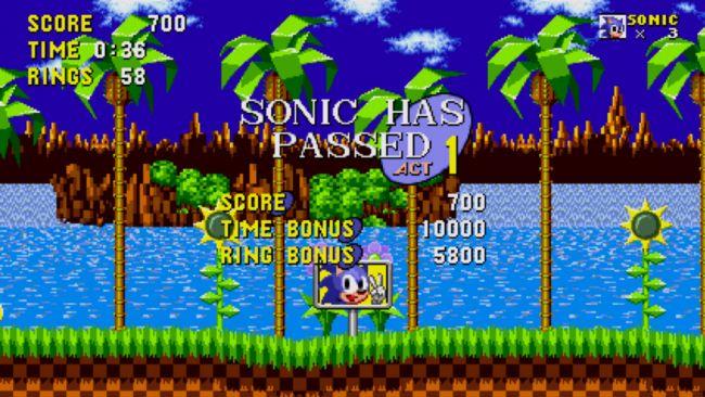 Sonic the Hedgehog - Screenshots - Bild 23