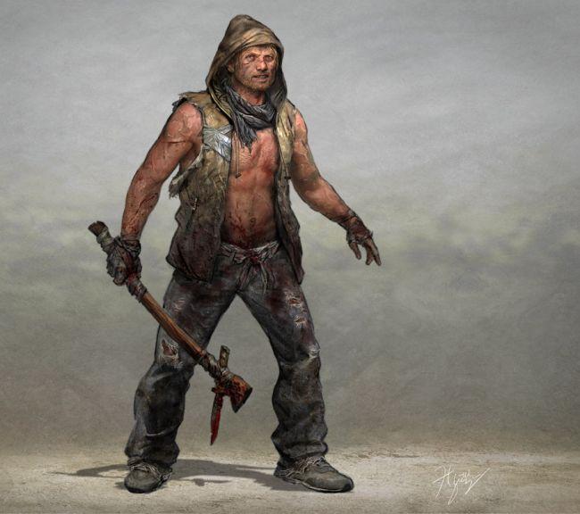 The Last of Us - Artworks - Bild 5