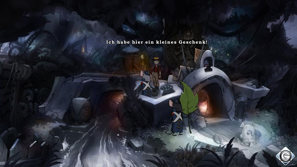 The Night Of The Rabbit Der Weg Zum Zaubermeister Seite 2