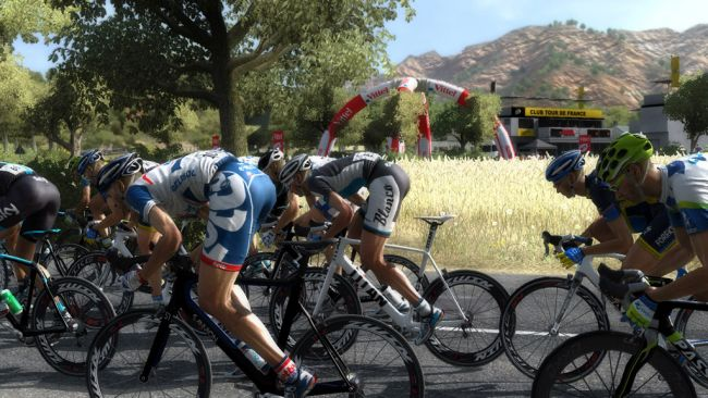 Le Tour de France Saison 2013: Der offizielle Radsport-Manager - Screenshots - Bild 1