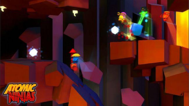 Atomic Ninjas - Screenshots - Bild 1