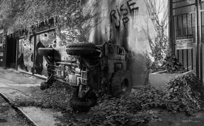 The Last of Us - Artworks - Bild 3