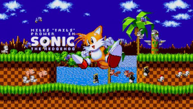 Sonic the Hedgehog - Screenshots - Bild 6
