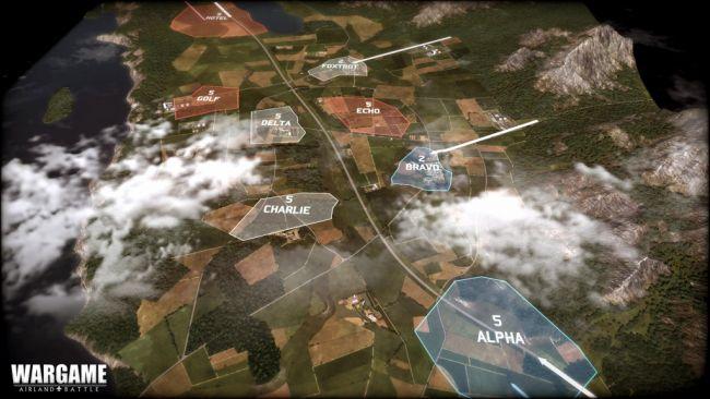 Wargame: AirLand Battle - Screenshots - Bild 3