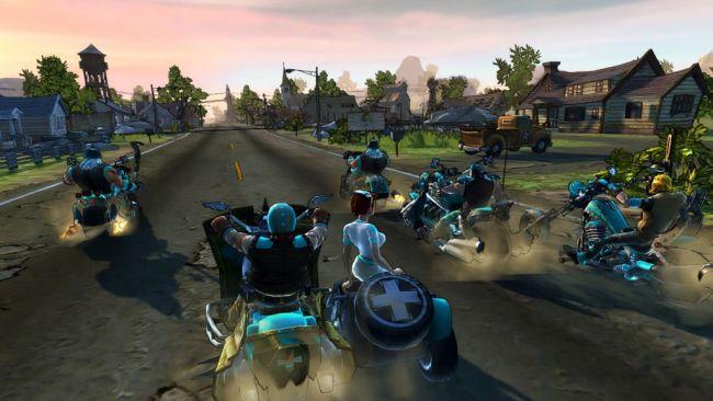 Ride to Hell: Route 666 - Screenshots - Bild 8