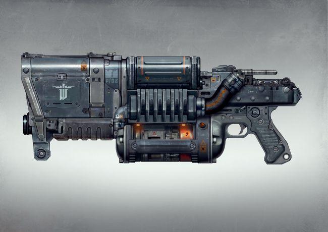 Wolfenstein: The New Order - Artworks - Bild 11
