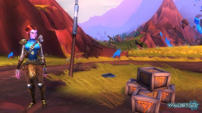 WildStar - Screenshots - Bild 1