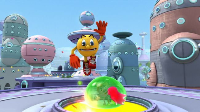 Pac-Man and the Ghostly Adventures - Screenshots - Bild 10