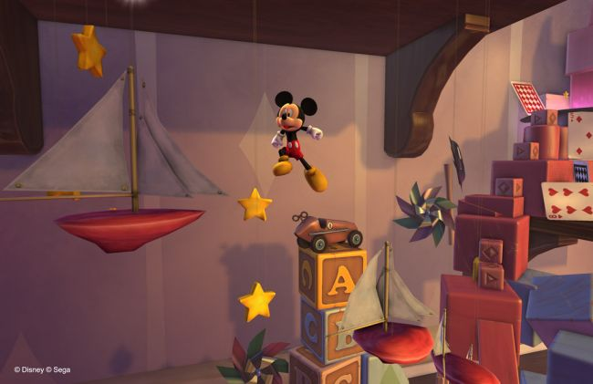 Castle of Illusion: Starring Mickey Mouse - Screenshots - Bild 5