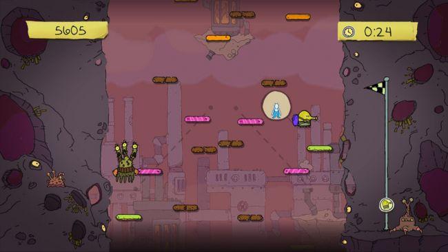Doodle Jump - Screenshots - Bild 5