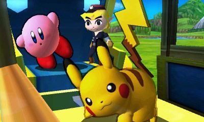 Super Smash Bros. for 3DS - Screenshots - Bild 26