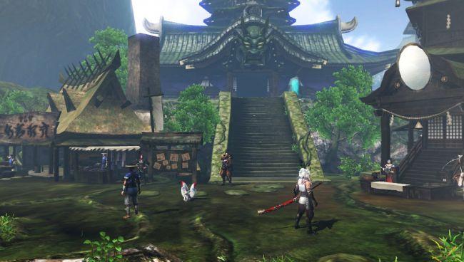 Toukiden - Screenshots - Bild 1